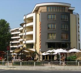 лучшая кафетериа в Несебре