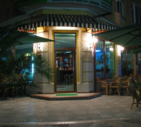 лучший кафе-бар в Бургасе